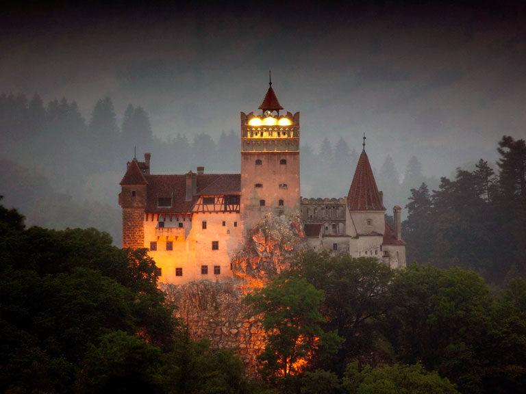 Бран: замок графа Дракулы